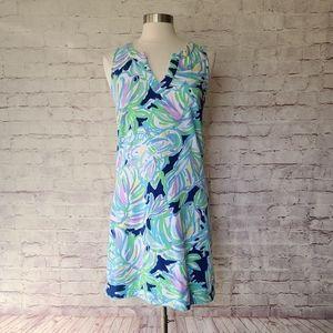 Lily Pulitzer Resort Navy Estrada Shift Dress